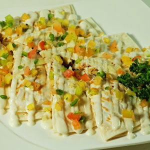 Beef Quesadilla <h4>Solo / To share</h4>